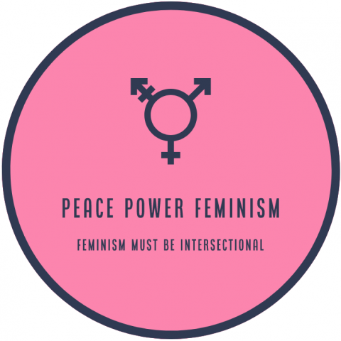 PEACE POWER FEMINISM